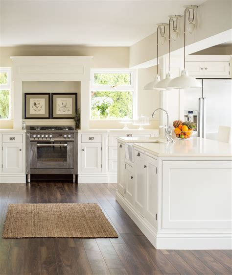 white country kitchens kitchen rug ideas nay or yea homesfeed 1021