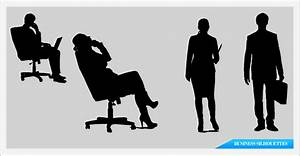 Image Gallery Silhouette Office