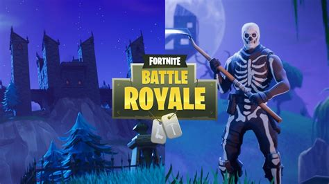 skull trooper fortnite wallpapers wallpapersafari