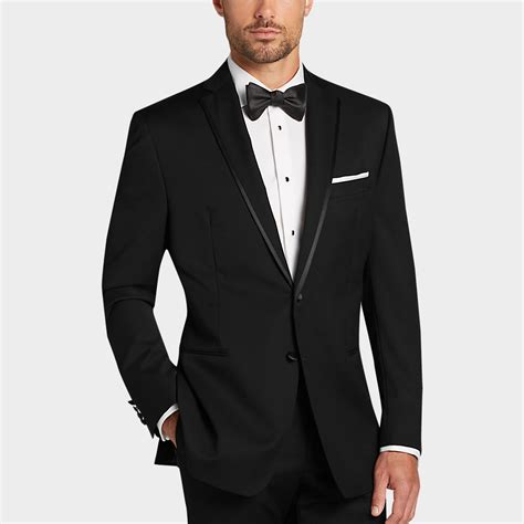 Triple Black Prom Suit | My Dress Tip