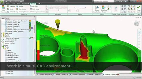 Overview - Autodesk Moldflow - YouTube