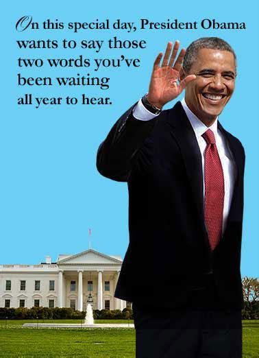 Obama Happy Birthday Meme - obama happy birthday card gangcraft net