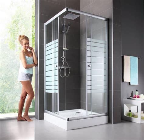 duschkabine mit schiebetür eckdusche 187 trento 171 variabel verstellbar 80 90 cm duschkabine kaufen otto