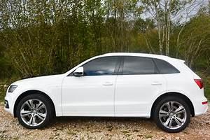 Audi Q5 Blanc : pr sentation q5 s line 170 s tronic 2011 q5 audi forum marques ~ Gottalentnigeria.com Avis de Voitures