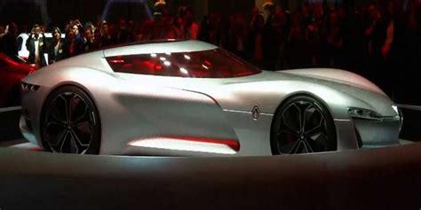 renault supercar renault unveiled supercar concept trezor business insider