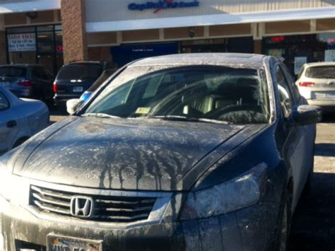 wash  dirty car road chemicals   toll
