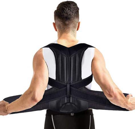 Back Posture Corrector, Upgraded Shoulder Posture ...