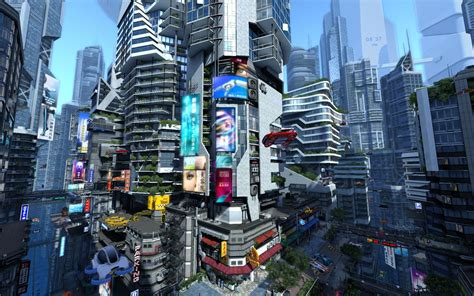 Animated City Wallpaper - moving futuristic wallpapers wallpapersafari