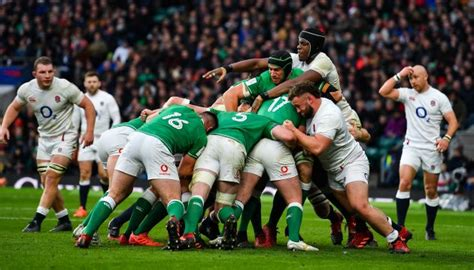 England v Ireland preview – the Autumn Nations Cup heats up