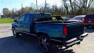 1994 Chevy Side Step Pick Up On 26s
