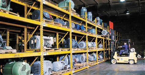 Electric Motor Warehouse by Ips Detroit Service Center Electric Motor Repair