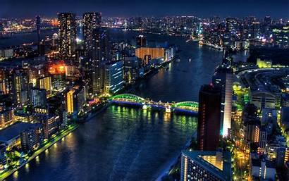 Japan Night Tokyo Wallpapers13 2560 1600