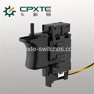 Ac Variable Speed Switches For Hammer Drills From China