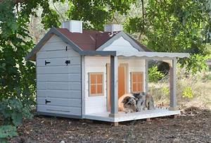 Cabane Pour Chien : niche pour grande chien isol e moritz cabanes green house ~ Melissatoandfro.com Idées de Décoration