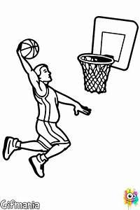 Basketball Slam Dunk Basketball Slamdunk Drawing