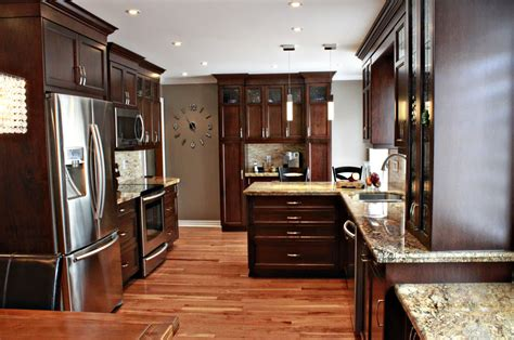 Kitchens  Touchwood Cabinets  Custom Cabinetry