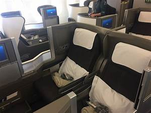 Review  British Airways Business Class A380 London To La