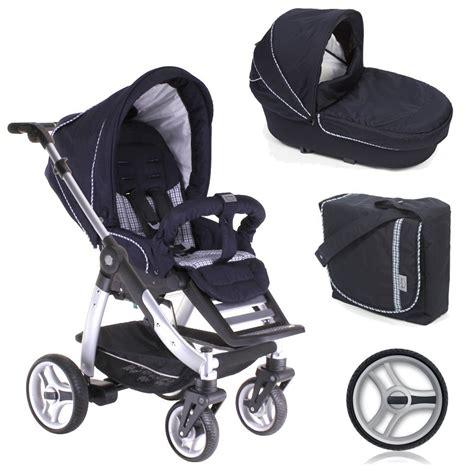 Teutonia Cosmo Kinderwagen Set 2014 Mit Comfort Plus