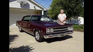 1965 Chevrolet Chevy Malibu Ss With Inspirational Blind