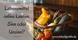 Lebensmittel Auf Rechnung Kaufen : lebensmittel online kaufen sinn oder unsinn teilzeitg ttin ~ Themetempest.com Abrechnung