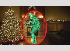 5 GRINCH CAUGHT ON CAMERA & SPOTTED IN REAL LIFE! YouTube