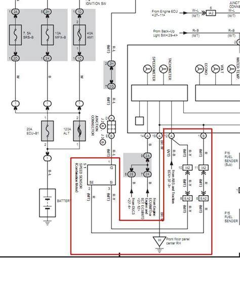 ecu wiring diagram required