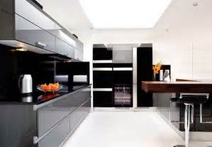 black cupboards kitchen ideas modern black kitchen cabinets modern kitchen designs