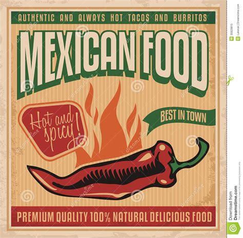 cuisines vintage food stock vector image of pepper menu design