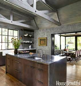 Kitchen Island With Sink Rustic Modern Decor For Country Spirited Sophisticates