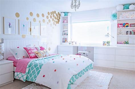 Decorating Ideas For Tween Bedroom by Tween S Bedroom Makeover Reveal Tidbits Twine