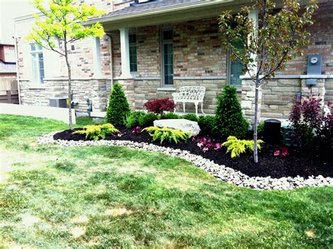 Charming Low Maintenance Landscaping Ideas For Front Yard