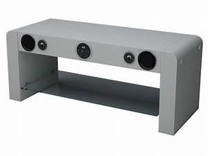 Meuble Tv Home Cinema Intégré : meuble tv home cinema int gr darty meuble de salon ~ Melissatoandfro.com Idées de Décoration