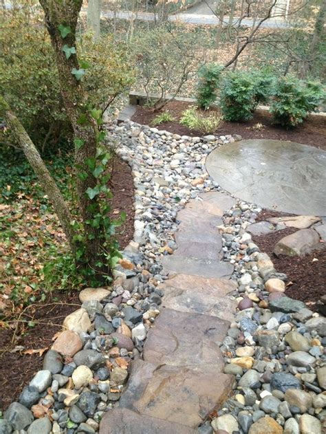 drainage ideas for backyard 29 best walkways images on pinterest catwalks driveways and pathways
