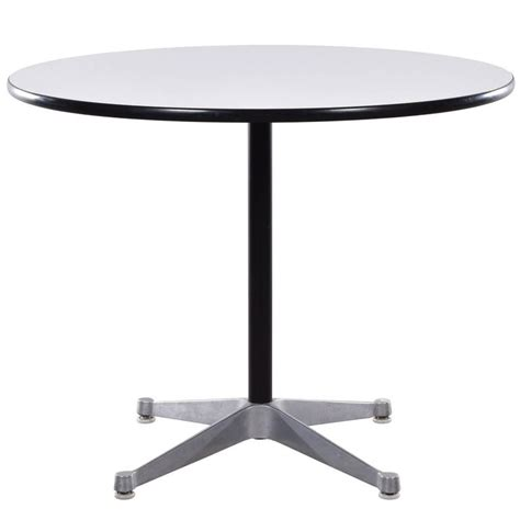 herman miller table base eames small dining table with contract base for herman