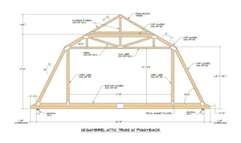 19 pictures gambrel roof barn plans home plans