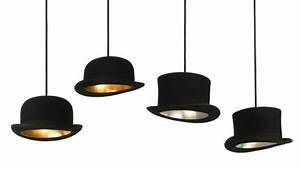 Chapeau De Lampe : des chapeaux en guise d 39 abat jour ~ Melissatoandfro.com Idées de Décoration