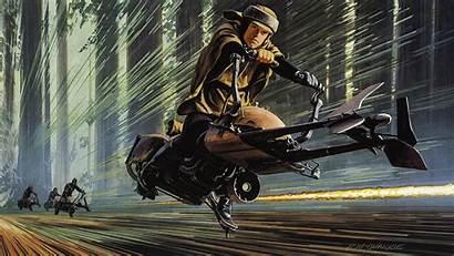 Endor Mcquarrie Luke Ralph Racing Through 1280