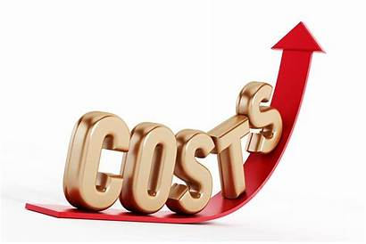 Costs Rising Cost Increase Capital Operational Illustration