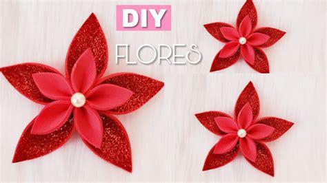 Collection of Como Hacer Flores De Fomi Flores Fomi