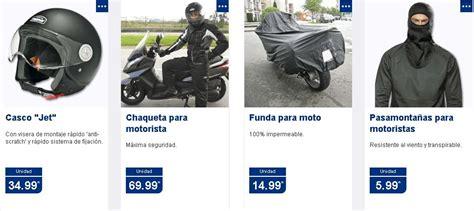 ofertas lidl cascos moto