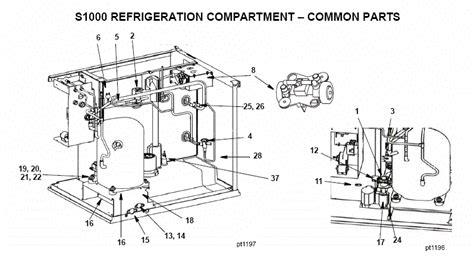 manitowoc ice machine parts diagram periodic diagrams