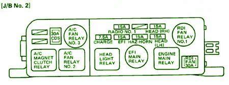 Efi Circuit Wiring Diagrams