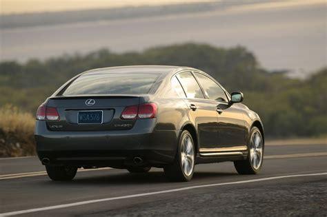 2007 Lexus Gs 450h Review