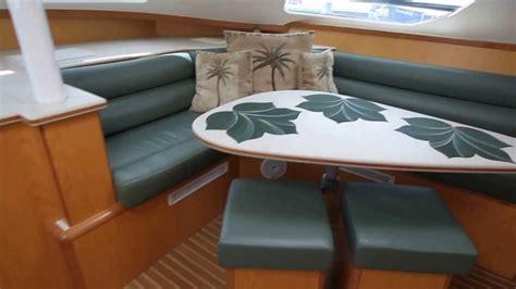 Catamaran Interior by Manta 42 Catamaran Interior
