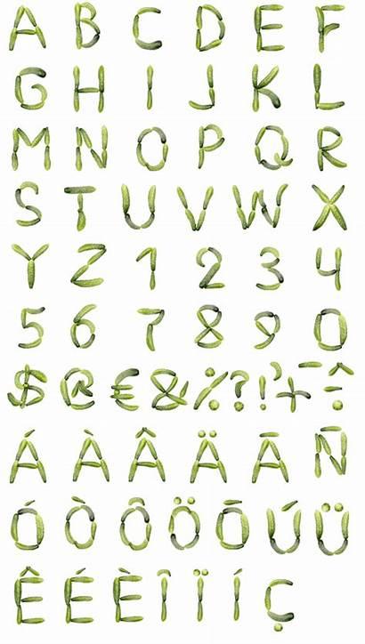 Letras Handmadefont Guardado Desde