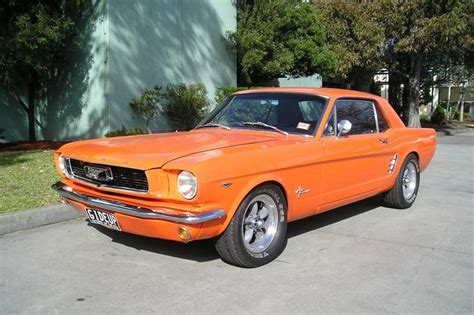 Sold: Ford Mustang Coupe (RHD) Auctions - Lot 31 - Shannons