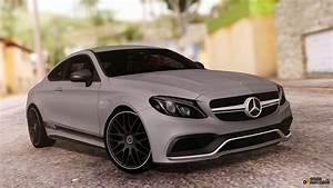 Mercedes C63s Amg : mercedes benz c63s amg coupe 2017 for gta san andreas ~ Melissatoandfro.com Idées de Décoration