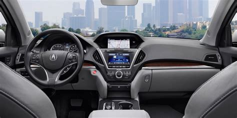 acura mdx  advance  entertainment packages