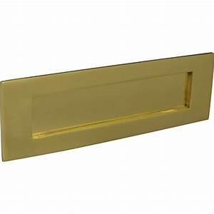 new 3 x door victorian letter plate brass each freepostuk With door letter plate