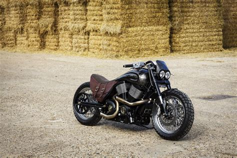 Old Empire Motorcycles Victory Hammer Gladiator